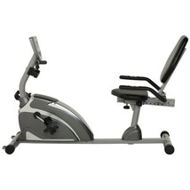 Recumbent Cardio Exercise Bike Stationary Home Workout Fitness Bicycle M... - $242.61