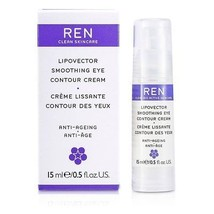 REN Lipovector Smoothing Eye Contour Cream .5 oz / 15 ml NIB - $14.85