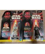 STAR WARS EPISODE 1 Lot of 11 COMMTECH Reader Action Figures - $142.55