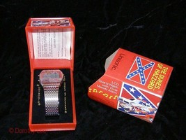 Dukes Of Hazzard Musical Watch New 1981 Dodge Charger - $16.99