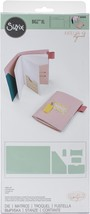 "Sizzix Bigz XL Die 6""X13.75"" By Katelyn Lizardi-Traveler's Notebook Cover - $52.70"