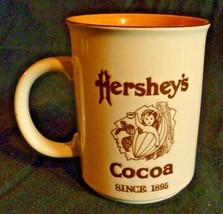 "Vintage Hersheys Cocoa Mug Cup Since 1895 Hershey PA Made in Japan 4"" x ... - $20.53"
