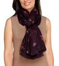 Nicole Richie Collection Floral Printed Scarf - $4.94