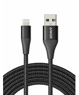 Apple IPHONE Powerline + II Relámpago USB Cable Certificado Mfi [6FT/1.8... - $10.53