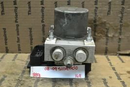 08-09 Chevrolet Silverado 1500 ABS Pump Control OEM Module 25871209 168-8b3 - $31.99