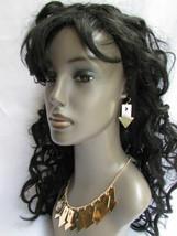 Mujer Sexy Metal Dorado Lightning Flechas Encanto Moda Joyería Collar Set image 2