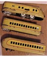 VINTAGE 1930s MARX UNION PACIFIC TRAIN SET IN BOX M10000 LIONEL PARTS - $255.00