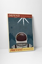 """Prevent Abduction by Steve Thomas Gallery Wrapped Canvas 20""""x30"""" - $53.41"""