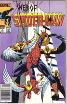 Web of Spider-Man Comic Book #2 Marvel Comics 1985 VERY FINE NEW UNREAD - $3.99