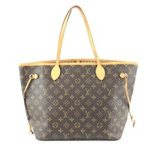 #33306 Louis Vuitton Neverfull Neo New Model Mm Tote Everyday Work Shoul... - $950.00