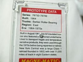 Micro-Trains # 03200520 New York Central 50' Standard Boxcar Plug Door N-Scale image 4