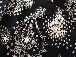 Gap Kids Girls Legging 10 Black White Star Paisley Print Geo Knit Stretch New image 3