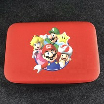 "Super Mario Nintendo 3DS Hard Case With Pen And Screen Protectors 7.5"" X... - $14.84"