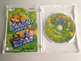 Zhu Zhu Pets Game: Featuring the Wild Bunch (Nintendo Wii, 2010)  image 2