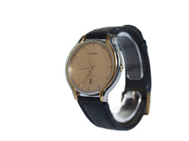 Authentic RADO LeSoire Date Stainless Steel Quartz Watch Unisex RW8784L - $169.00