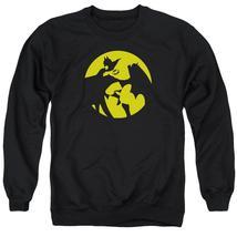 Dco - Batman Spotlight Adult Crewneck Sweatshirt Officially Licensed App... - $29.99+