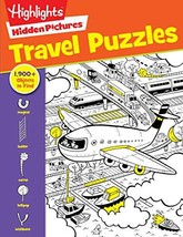 Travel Puzzles Highlights Hidden Pictures - $8.10