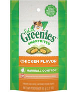 Greenies Feline SMARTBITES Hairball Control - $5.99+