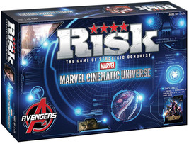 THE AVENGERS RISK BOARD GAME - $39.99