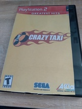Sony PS2 Crazy Taxi image 1