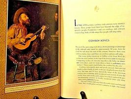 North American Folklore FOLK SONGS Book AA19-1378 image 7