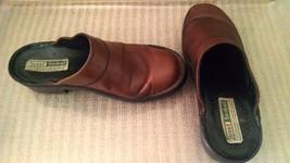 Josef Seibel Womens Clogs 38 EU 7 - 7.5 US Mules Slip On European Comfort Shoe image 1