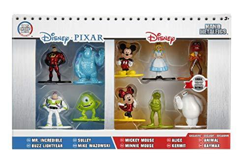 Disney Nano Metalfigs Die-Cast Mini-Figures 10-Pack - $9.86