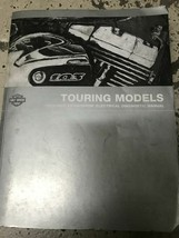 2016 Harley Davidson Touring Models Electrical Diagnostic Manual OEM - $72.22