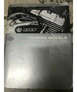 2016 Harley Davidson Touring Models Electrical Diagnostic Manual OEM - $72.22
