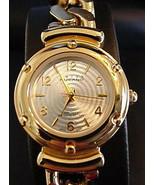New Ladies Anton RUSANO Gold Chain Bracelet Watch - $43.00