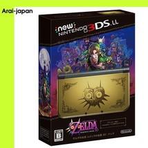 Legend of Zelda Majora's Mask 3D Nintendo 3DS LL XL Pack Majora Majura c... - $302.83