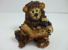 1998 Boyds Bears Nativity Series #4 Caledonia As The Narrator Figurine #... - $9.85