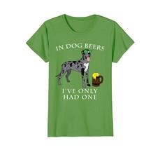 Great Dane T Shirt Irish St Patrick Day - $19.99+