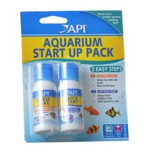 API Aquarium Start Up Pack, Ammonia Removers, Stress Coat, Quick Start,