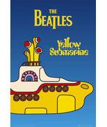 BEATLES - YELLOW SUBMARINE POSTER 24x36 - MUSIC BAND john lennon - $21.00