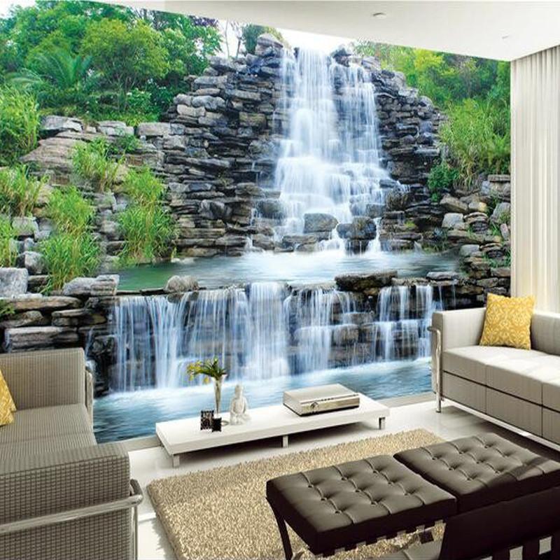 Diy 3d Wall Murals Beautiful Waterfalls And 48 Similar Items