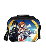 Sword Art Online Lunch Box Lunch Bag Picnic Bag Kid Adult Fashion Type  - $19.99