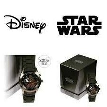 New Disney Store limited watch STAR WARS watch 300 limited - $7.615,17 MXN