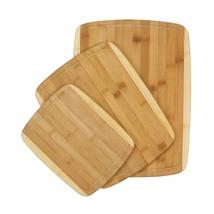 Bamboo Cutting Boards Trio - $38.39 CAD