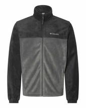 Columbia PFG Steens Mountain Full Zip Fleece Jacket Mens Adult Sports 14... - $50.39+