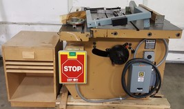 Rockwell Sliding table saw - $1,198.59