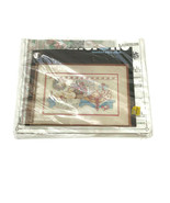 Dimensions Counted Cross Stitch Craft Needlework Kit Table Scene Swan De... - $9.46