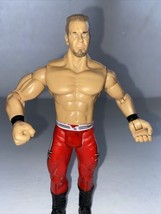 2003 Jakks Christian 7'' WWE Wrestling Action Figure Red Tights - $5.94