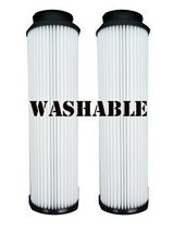2 PACK. Type 201 HEPA Filters for Hoover Windtunnel, Savvy & Empower vac... - $14.49