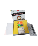 Anti Monopoly Board Game 35th Anniversary Edition Ages 8+ Clean And Comp... - $21.29