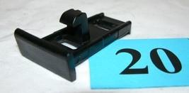 82-92 Camaro Center Console Glovebox Door Pushbutton NICE  #20 - $9.85