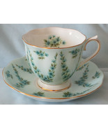 Royal Albert Shot Silk Cup and Saucer set - $16.72