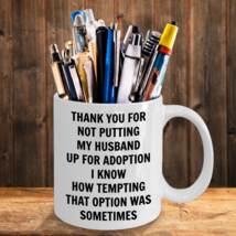 Wedding Gift For Father Mother In Law Father Of The Groom From Bride Coffee Mug - $14.95