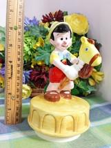 Schmid Pinocchio Music Box - $34.60