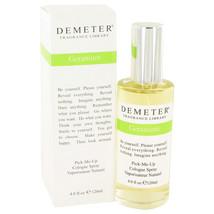 Demeter Geranium Cologne Spray 4 oz - $26.95